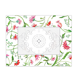 """RoseanneBECK Collection Mixed Floral Frame 4"""" x 6"""""""