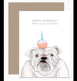 Dear Hancock More Wrinkles Card