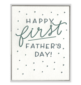 Ink Meets Paper First Father's Day Card