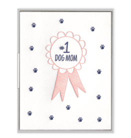 Ink Meets Paper #1 Dog Mom Card