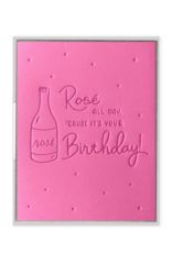 Rose All Day Birthday Card