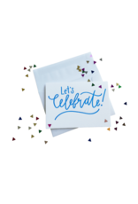 Confetti Celebrate Card
