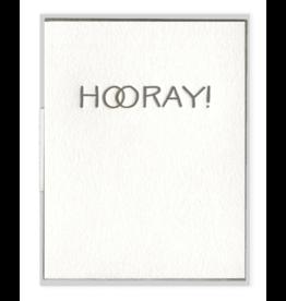 Hooray Rings Card