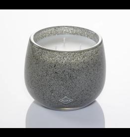 Alixx Medium Ballon Candle Grey - Ambre