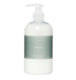 Milk Shea Butter Lotion
