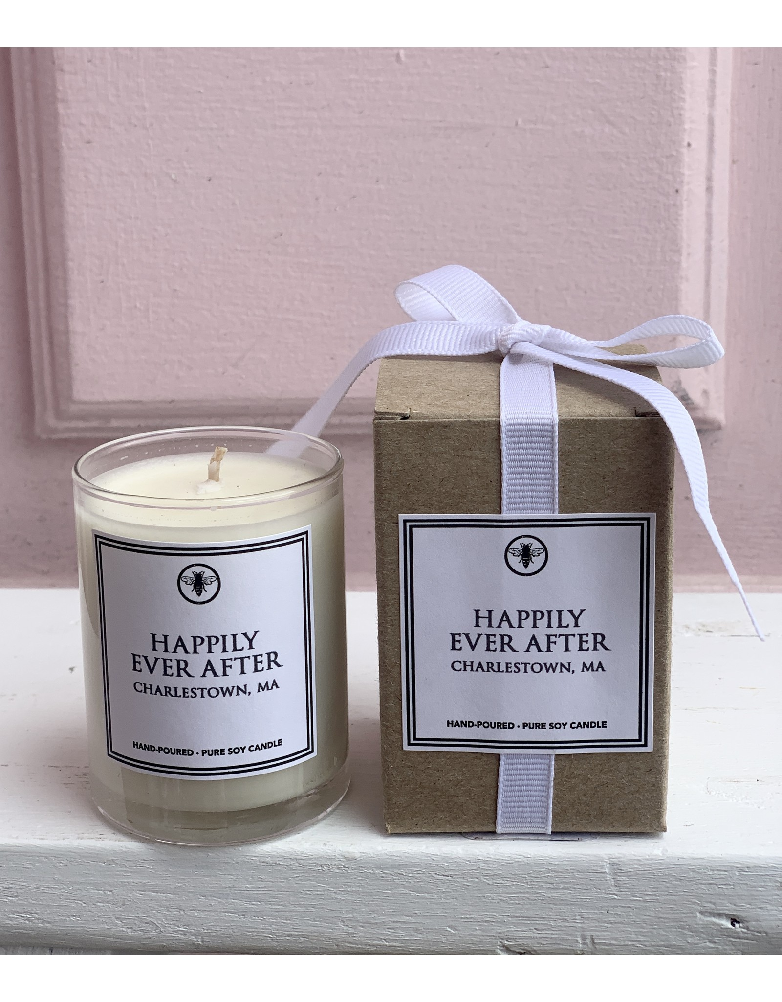 Happily Ever After 3 oz. Votive Candle
