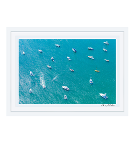 Gray Malin Nantucket Harbor by Gray Malin 11.5x17