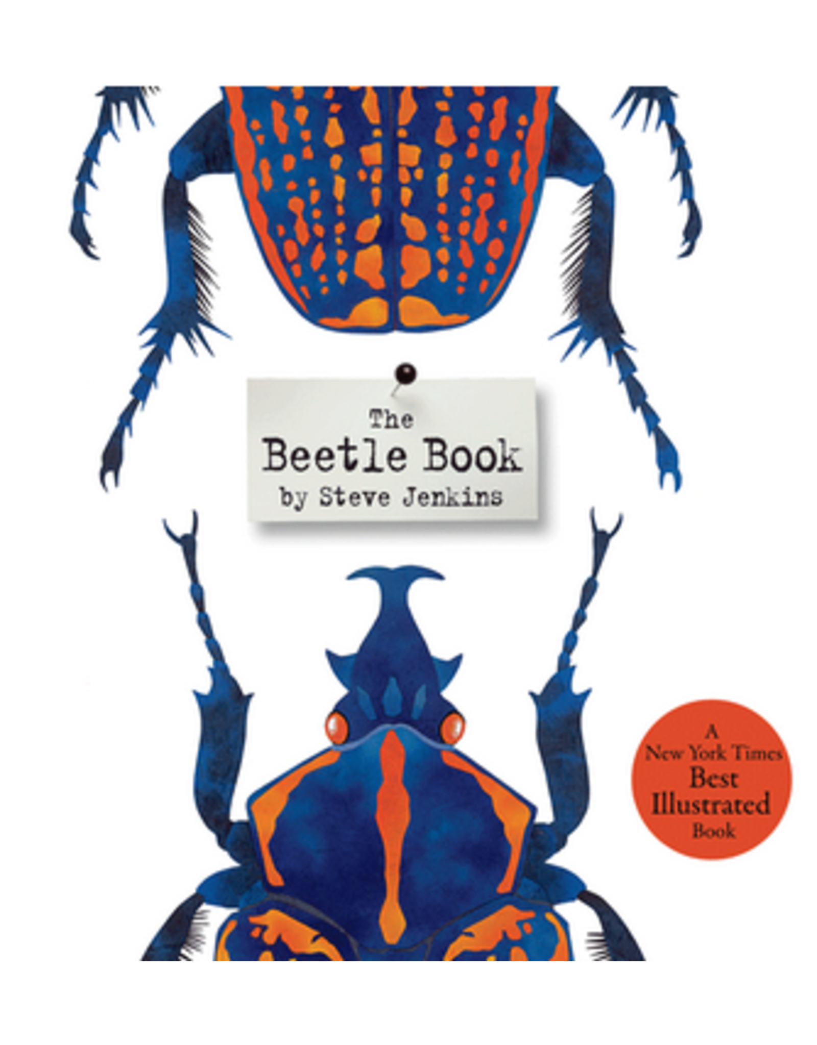 Houghton Mifflin Harcourt Beetle Book