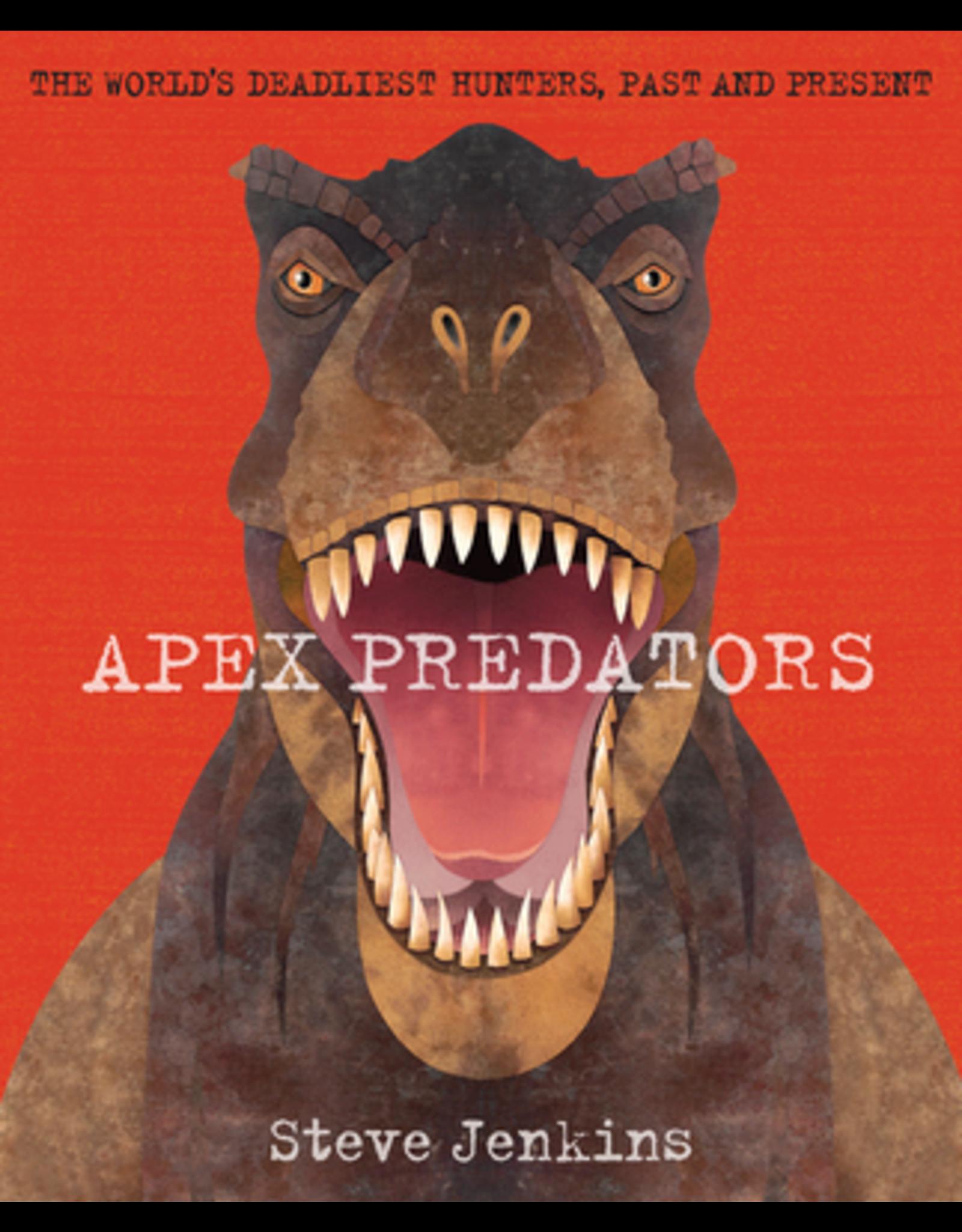 Houghton Mifflin Harcourt Apex Predators