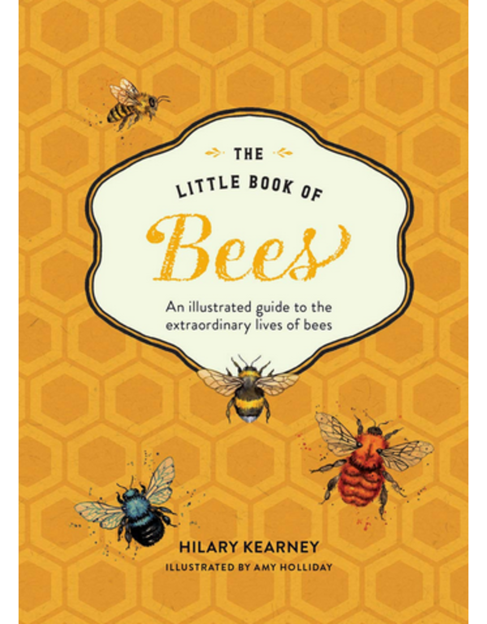 Hachette The Little Book of Bees