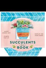 Hachette Succulents in a Book