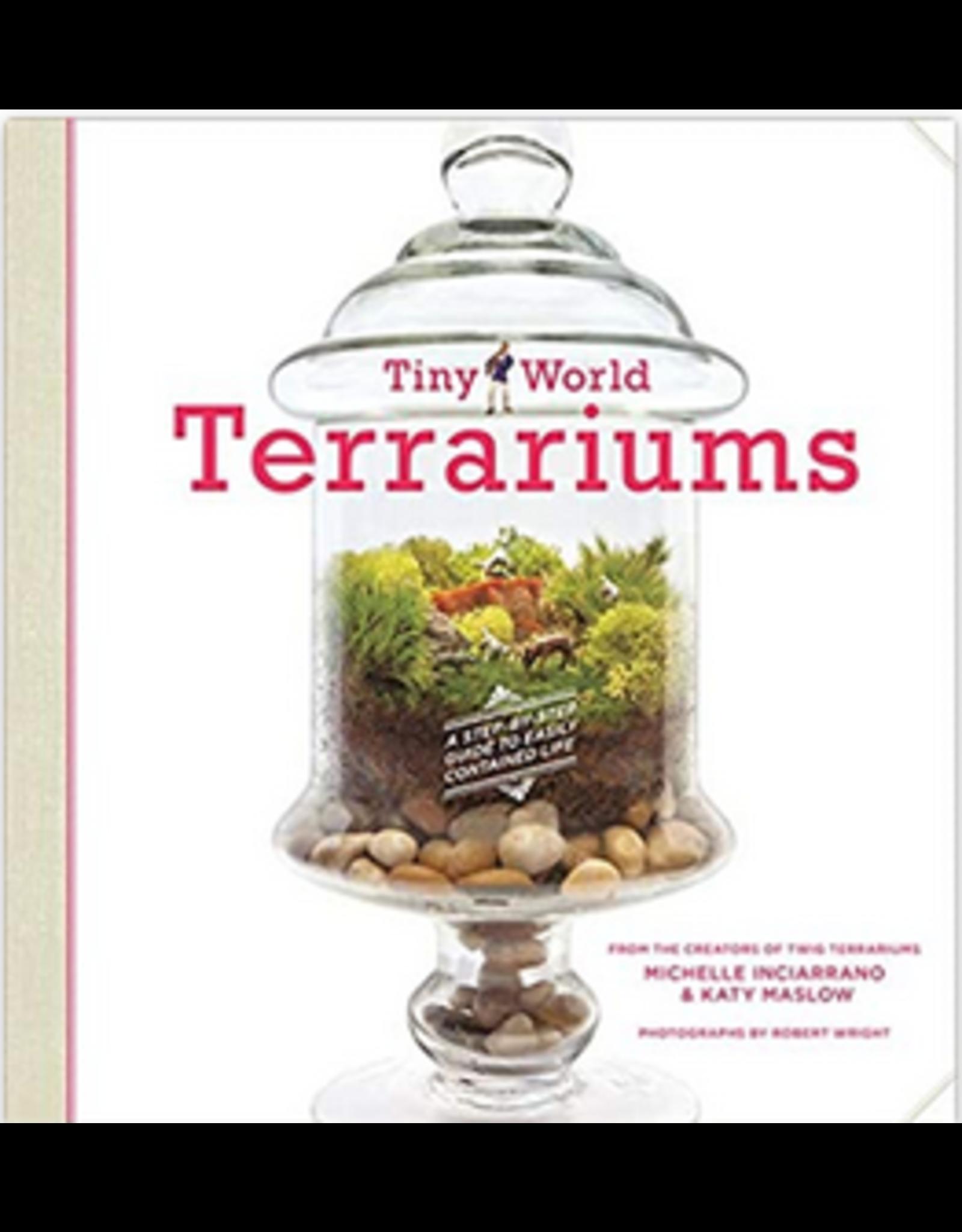Hachette Tiny World Terrariums