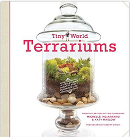 Hachette Tiny World Terrariums