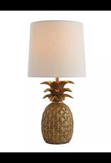 Resin Pineapple Lamp