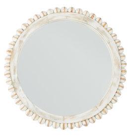Beaded Mirror Small