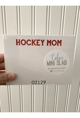 Hockey Mom 02129 Mini Notepad