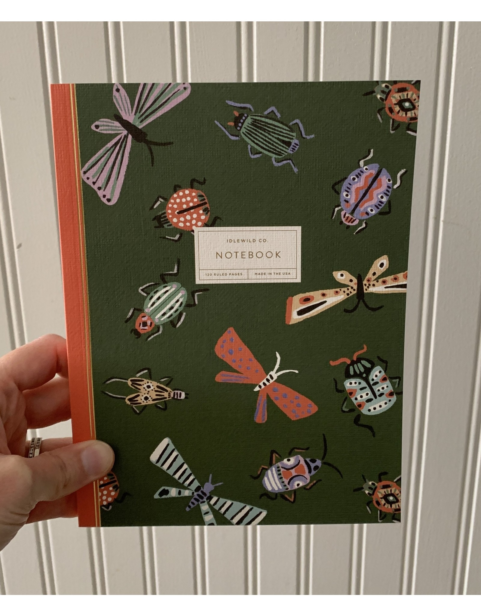 Beetles Notebook