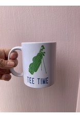RoseanneBECK Collection Tee Time Mug