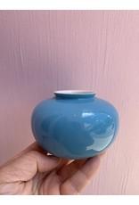 Mini Vase Apple Turquoise