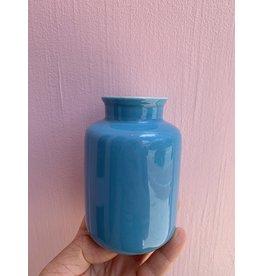 Mini Vase Milk Jar Turquoise