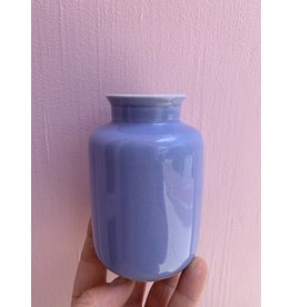 Mini Vase Milk Jar Lavender