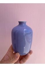 Mini Vase Plum Lavender