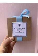 "Ella B Healthcare Hero ""Heart"" Candle"