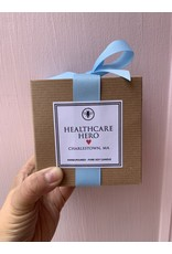 "Healthcare Hero ""Heart"" Candle"