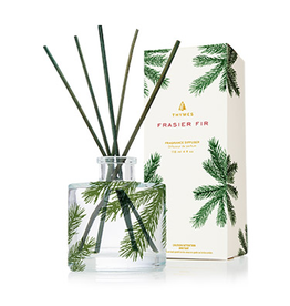 Thymes Frasier Fir Diffuser Petite Pine Needle