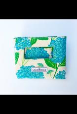 Lilibridge Hydrangea Blue Bag by Lilibridge