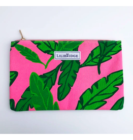 Lilibridge Lotta Leaf Clutch by Lilibridge