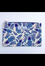 Lilibridge Blue Pineapple Clutch by Lilibridge
