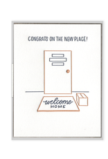 Ink Meets Paper New Place Congrats Card