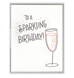 Sparkling Birthday Card