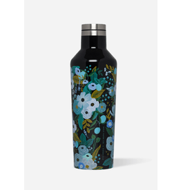 Corkcicle Canteen 16oz Garden Party Blue
