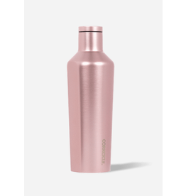 Corkcicle Canteen 16oz Rose Metallic