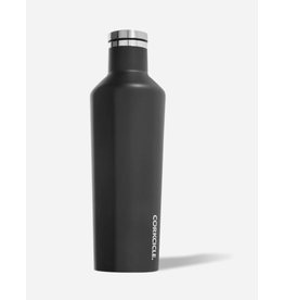 Corkcicle Canteen 16oz Matte Black