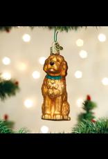 Irish Doodle Ornament