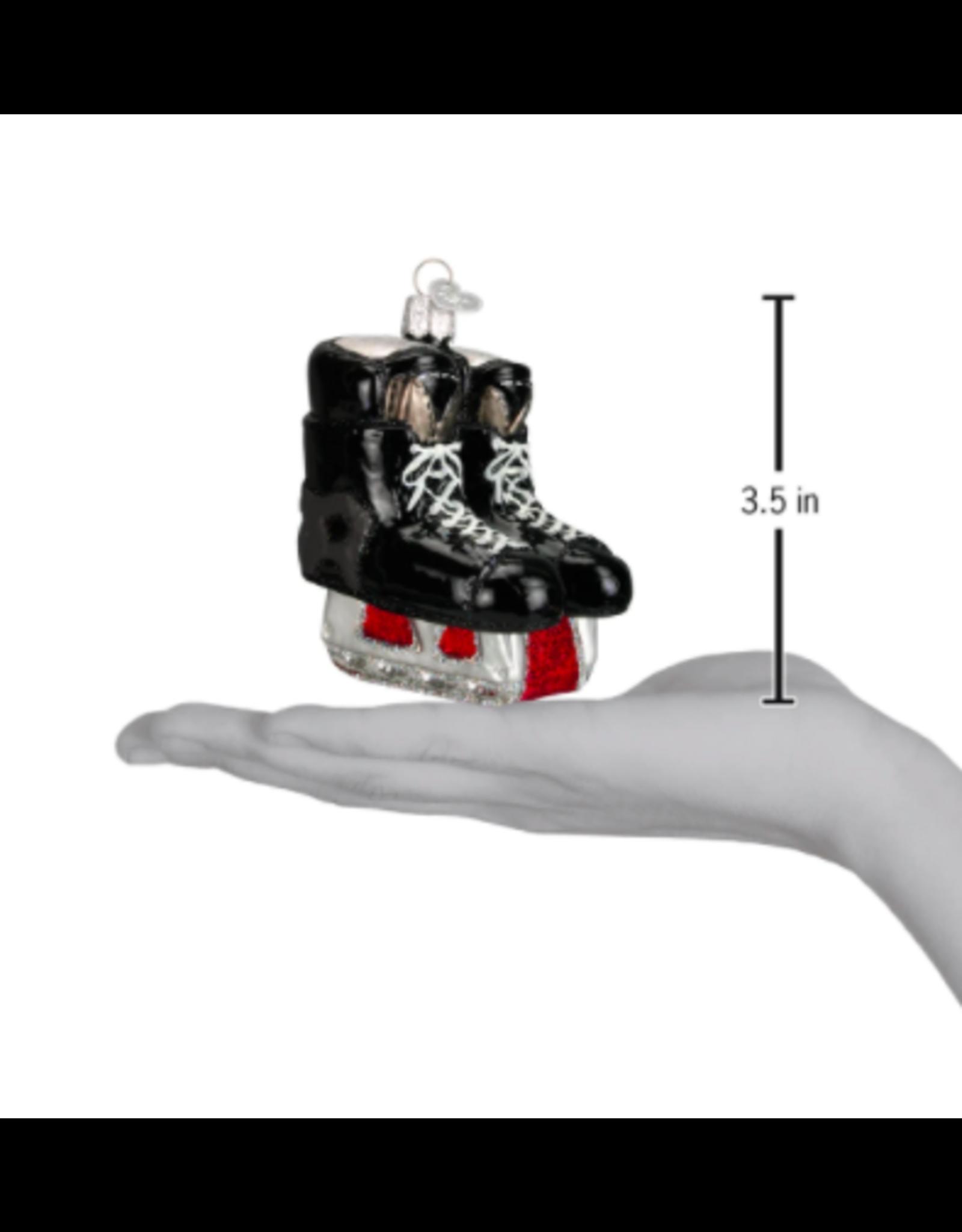 Hockey Skates Ornament