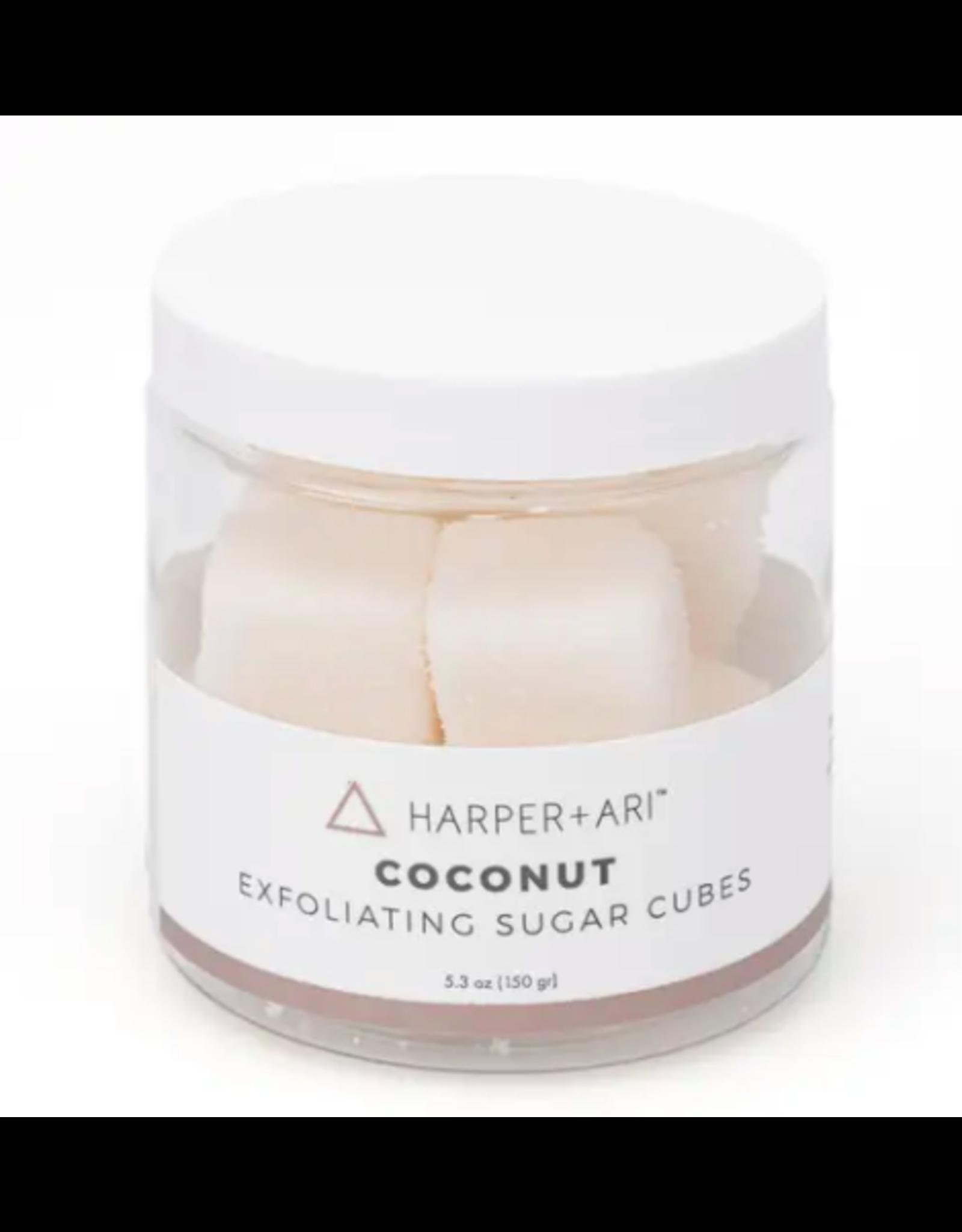 Harper + Ari Small Sugar Cubes Coconut