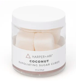 Harper + Ari Small Sugar Cubes Coconut