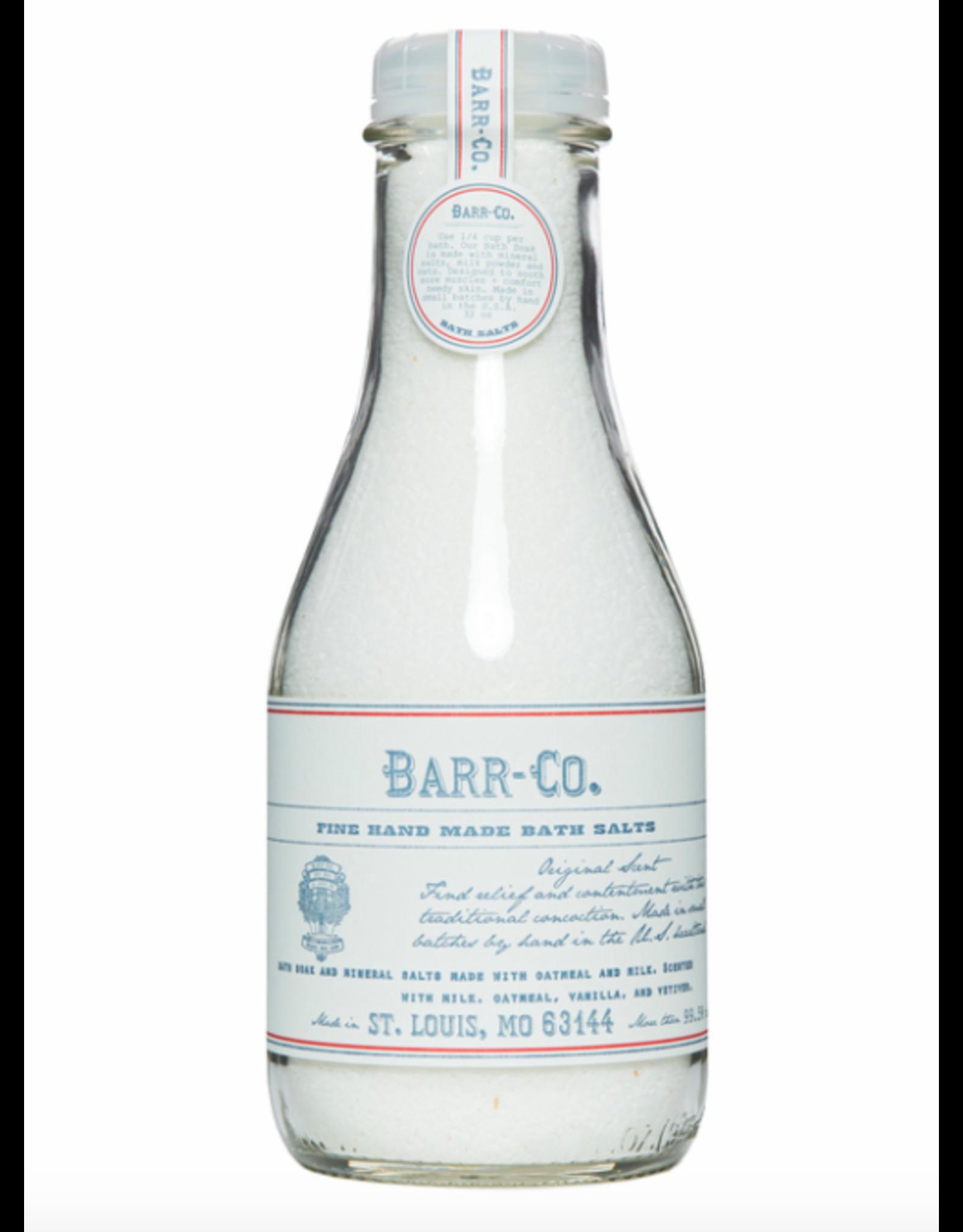 Barr-Co Original Scent Bath Soak - 32oz