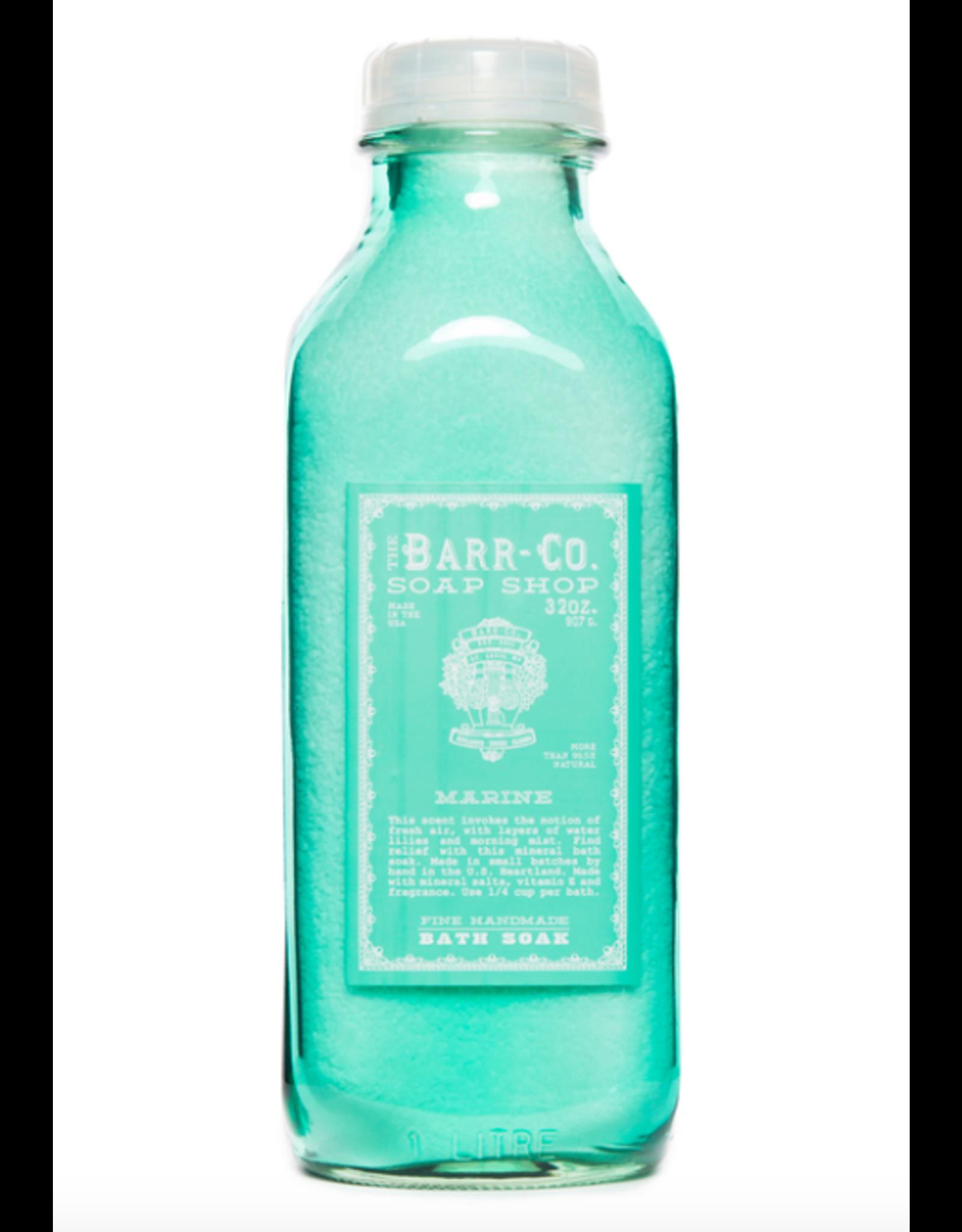 Barr-Co Marine Bath Soak - 32oz