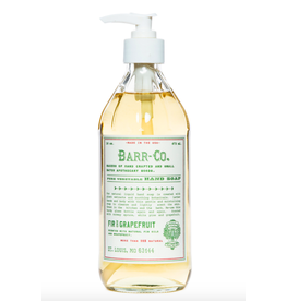 Barr-Co Fir & Grapefruit Hand Soap - 16oz