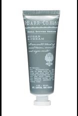 Barr-Co Sugar & Cream Mini Hand Cream