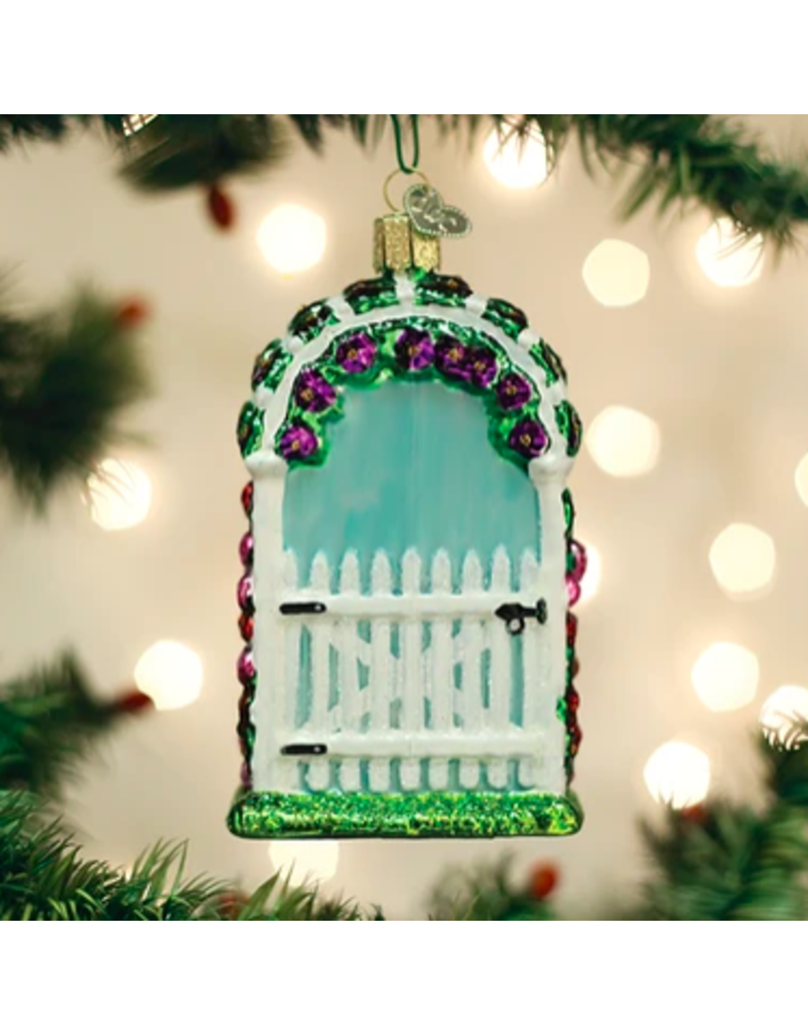 Garden Trellis Ornament