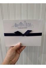 RoseanneBECK Collection Light Blue Skyline Notepad