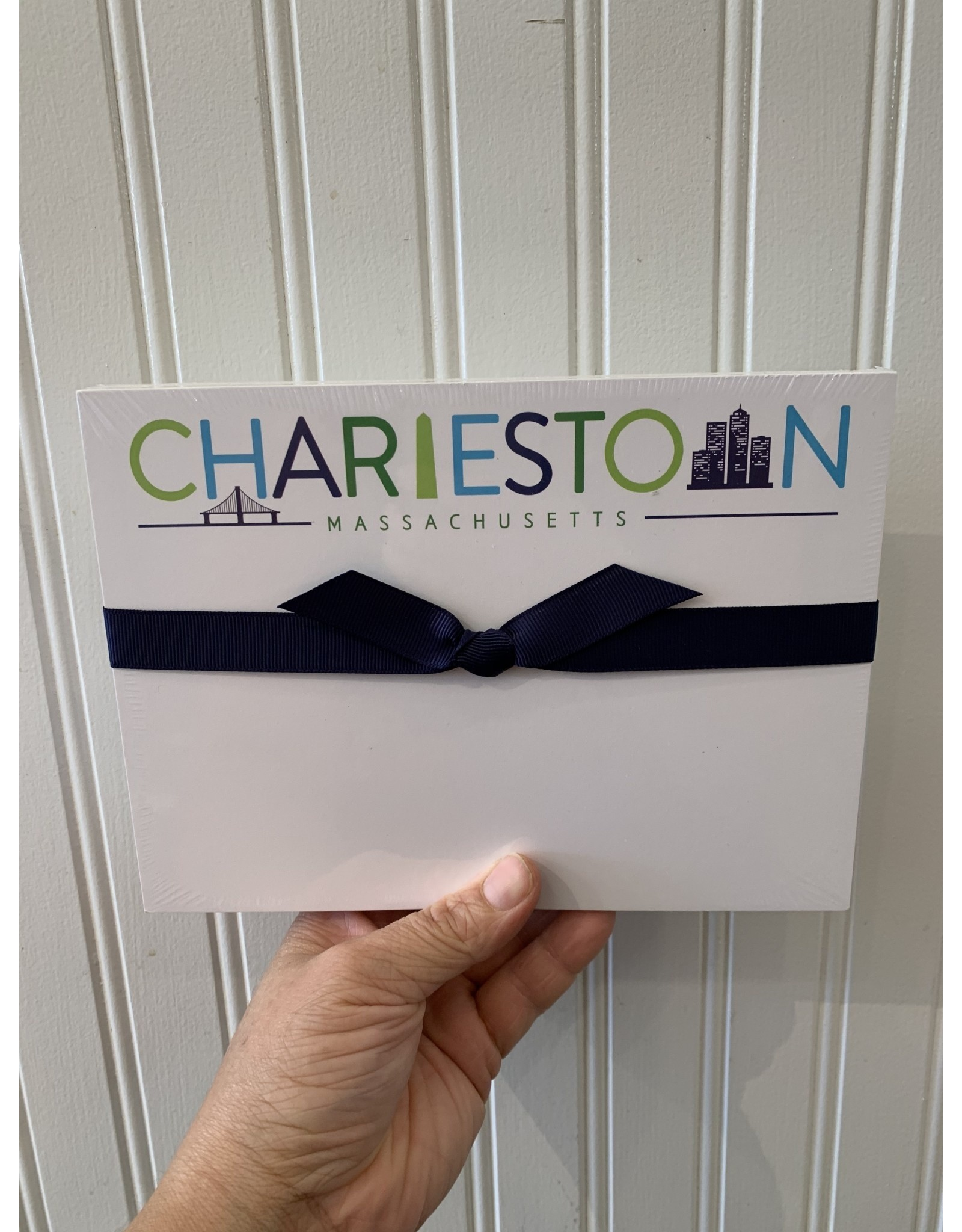 Icons Charlestown Notepad
