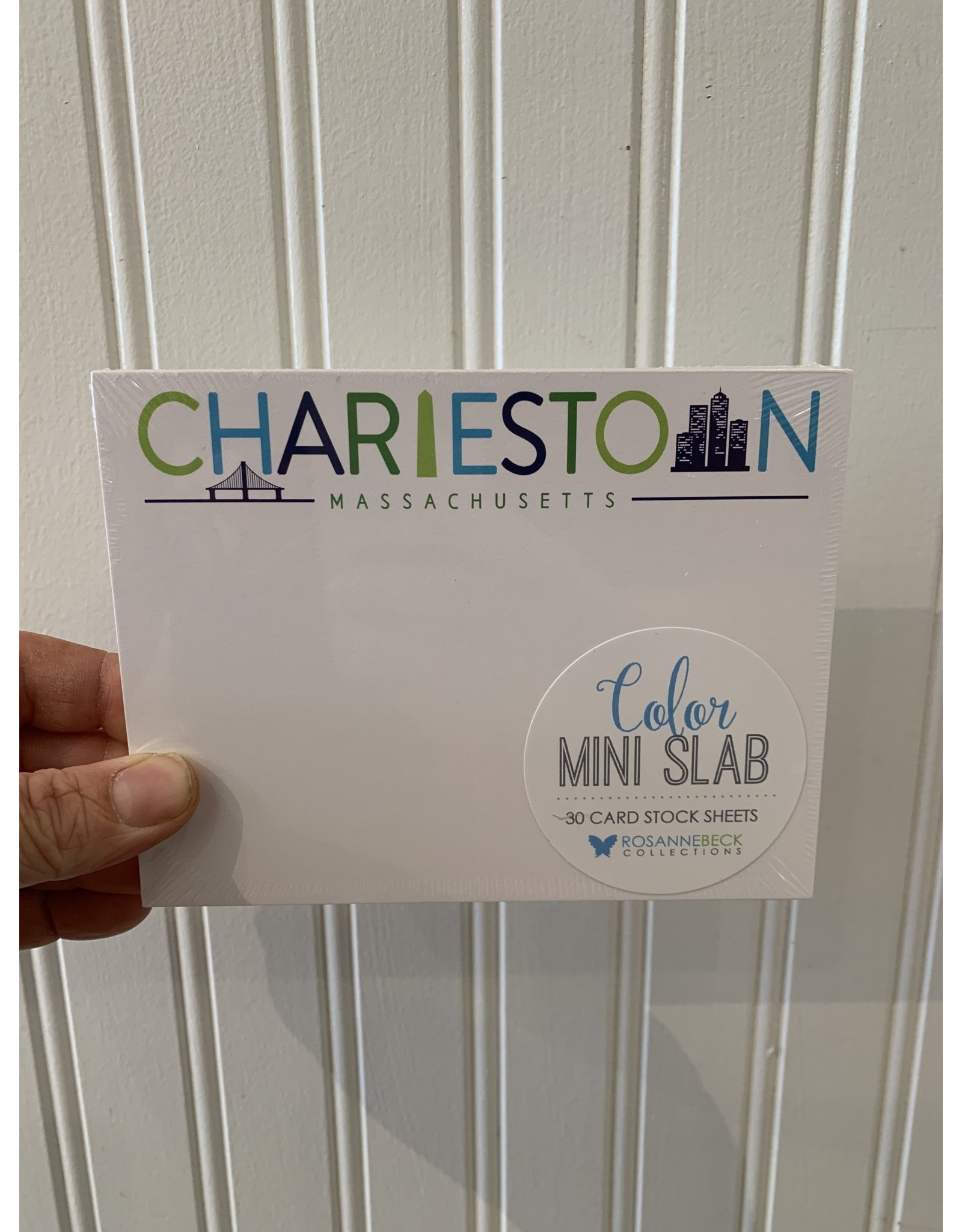 Icons Charlestown Mini Notepad