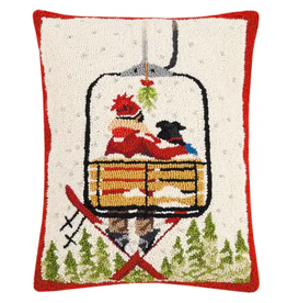 Peking Handicraft Ski Lift with Dog Pillow